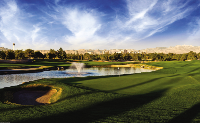 Desert Pines Golf Club