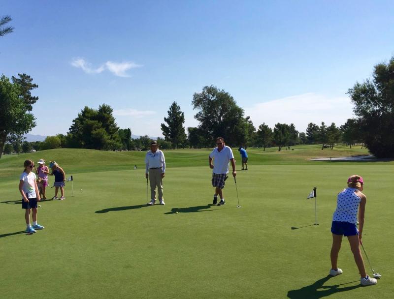 Las Vegas Nv Golf Lessons And Instruction Las Vegas Golf Course